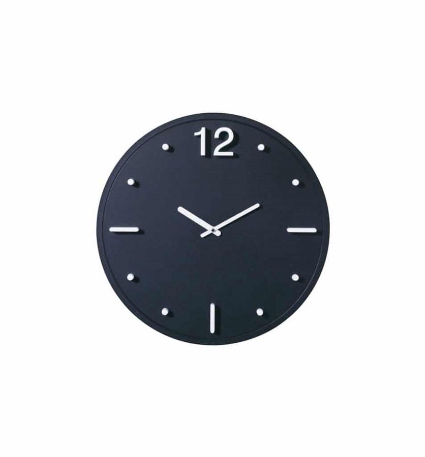 Oredodici, Horloge en laque de polymère avec les mains en aluminium