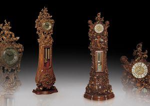 10, Horloges grand-père pour salons de luxe classique