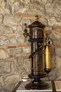 AA453, Bouchon de vin avec alimentation du système de pression