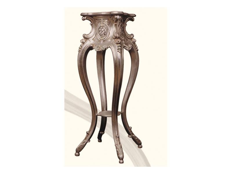 Columns art. 309, Colonne pour les vases, en bois de tilleul, de style Louis XV