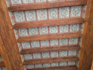 PLAFOND ART. AC 0033, Plafond décoration, entièrement personnalisé