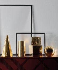 GEOMETRIC, Cônes, sphères et cubes décoratifs