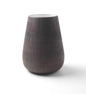 La lun vase, Vase en céramique décorative