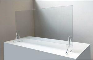 Clearvirus BA/100, Barrière de protection en verre