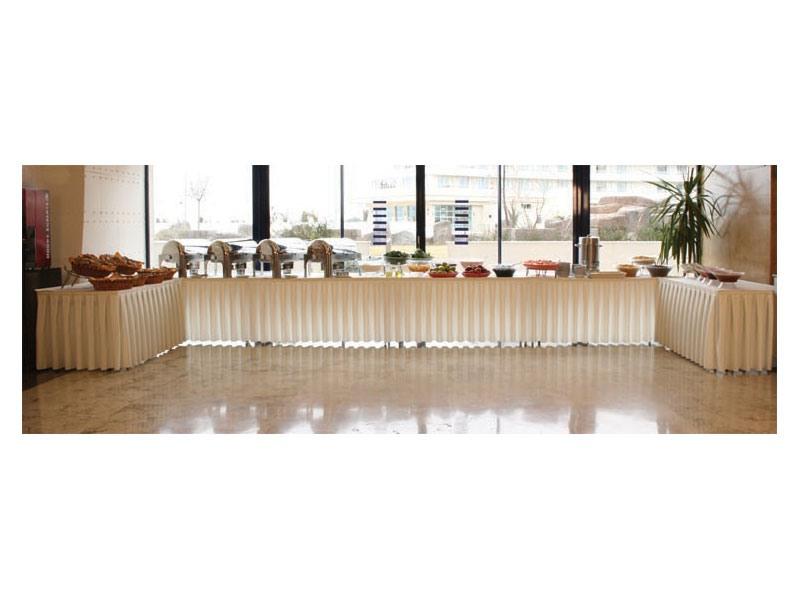 Pro Deco, Contournant pour les tables et plates-formes, pour buffet et restauration