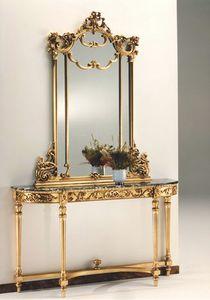 2635 Console, Table console de style Louis XVI