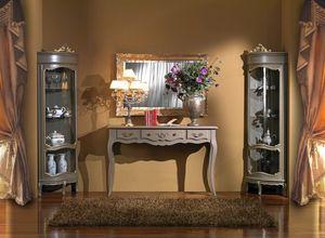3610 CONSOLE TABLE, Table console classique adapt� pour les villas et l'h�tel