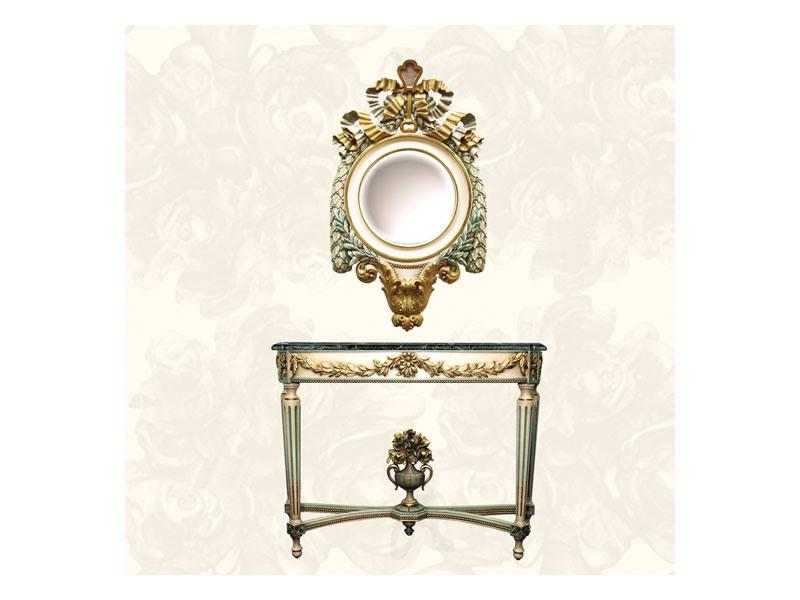 Console art. 208, Consolle fo salles à manger et salles de séjour, de style Louis XVI