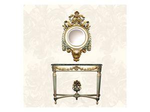 Console art. 208, Consolle fo salles � manger et salles de s�jour, de style Louis XVI
