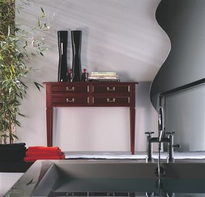 Villa Borghese consolle 4370, Console style Directoire