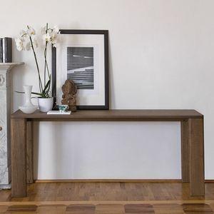 Keel console, Console en bois, design élégant et essentiel