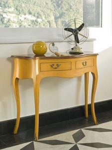 NEMESI Art. 3800, Consoles en bois laqué, style classique, pour la salle