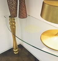 s60 tullio, Cabinet pour l'entrée avec 2 jambes, montage mural