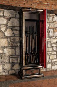 Art. 602, Grand casier pour les fusils, les munitions et les armes