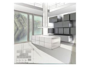 Trealcubo comp.06, Système modulaire pour les meubles