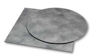Art. 1050/5 HPL Table top, Dessus en HPL pour tables de contrat