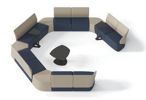 IKEBANA, Banc modulaire pour les salles d'attente et les salons