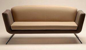 PL 999.02, Canapé recouvert de tissu ou de cuir, pour les salles d'attente