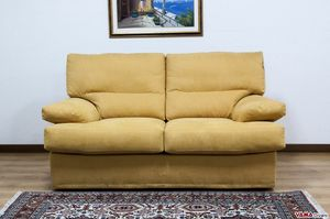 Comodo Canapé, Un canapé complètement amovible avec un rembourrage en duvet d'oie