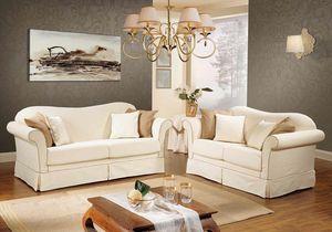 DESIRE', Canapé classique avec revêtement amovible