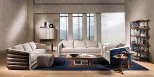 DI31 Desyo canapé, 3 places Canapé classique pour les environnements de style classcic