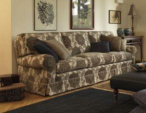 Giasone, Canapé-lit avec un style classique