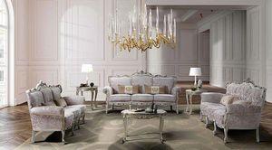 VENEZIANO, Salon de style baroque