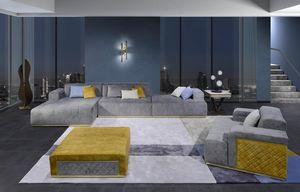 DI50 Cube, Sofa sectionnel avec un design élégant