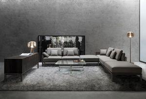 Frame Sofa, Canapé aux lignes épurées