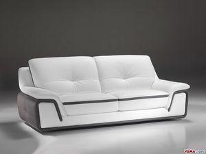 Lapka, Canapé moderne et confortable avec dossier enveloppant