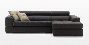 Plaza, Sofa sectionnel avec chaise longue