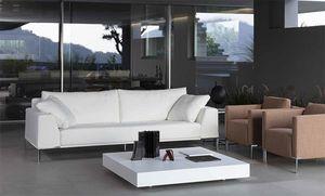 Arian, Canapé moderne pour le bureau, des sièges confortables