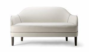 CHICAGO SOFA 015 D, Canapé adapté aux environnements élégants et sophistiqués