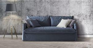 Clarke XL, Canapé avec assise profonde