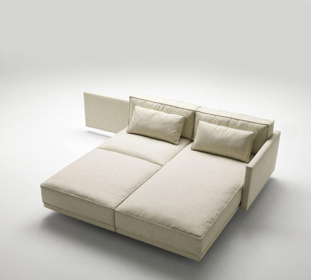 Dennis, Canapé-lit composable