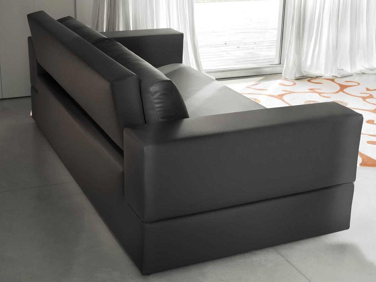 Jaco, Canapé-lit moderne pour la maison