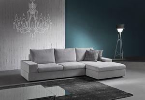 Live, Sofa élégant avec système audio intégré bluetooth
