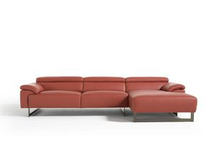 Malika, Canapé au design minimaliste