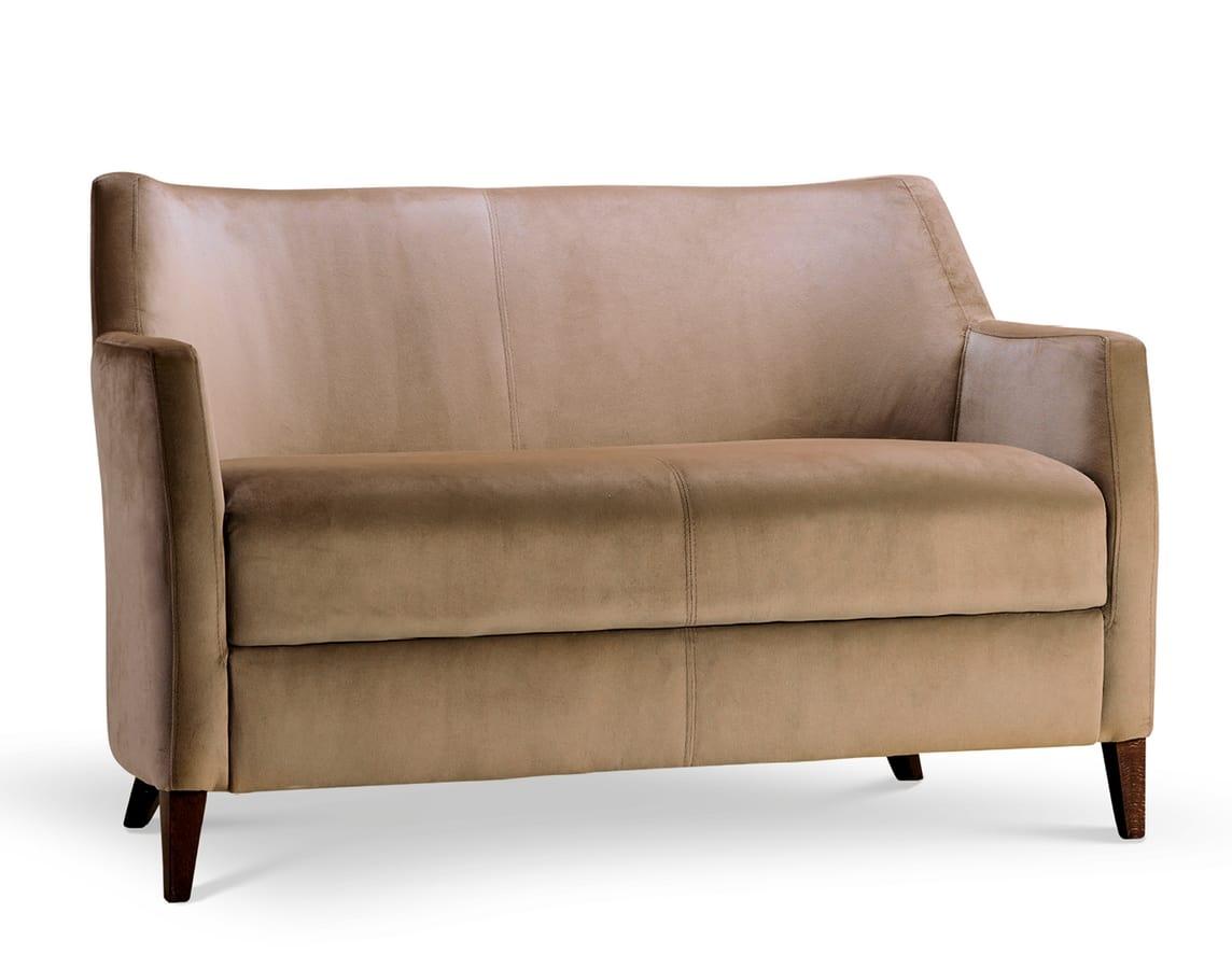 MILANO LOUNGE 2, Canapé en tissu ou en velours