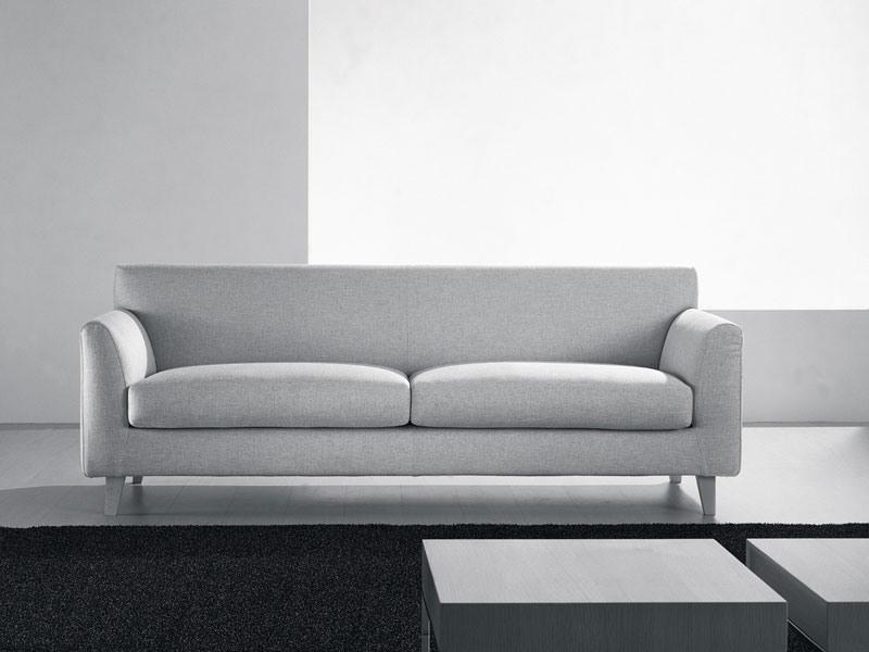 Minorca, Canapé moderne, oreillers de différentes tailles, pour le salon