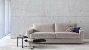Petrucciani, Canapé-lit élégant et confortable