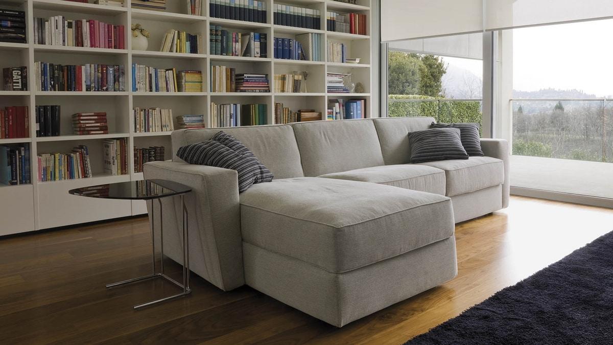 Shorter, Canapé-lit composable