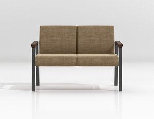 String Bench 2P, Canapé de salle d'attente