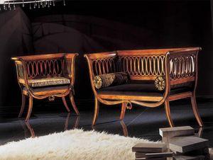 210D, Petit canapé de style classique
