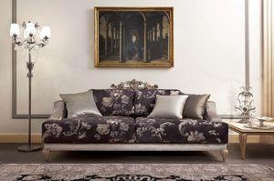 337D, Canapés de luxe classiques pour le salon