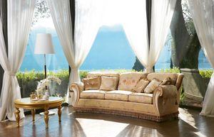 Angelica Ring, Canapé de luxe classique pour tout environnement