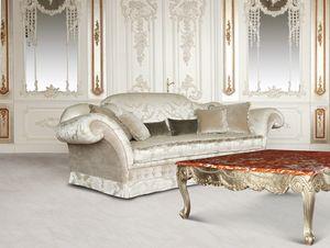 Canapé 4920, Canapé de luxe de style classique