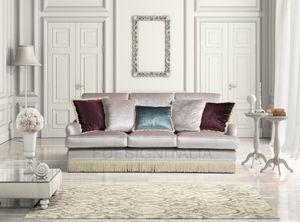 Carisma, Canapé de style classique avec 3 sièges