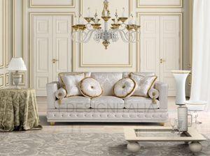 Dalì, Canapé de luxe en tissu