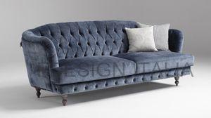 Emporio, Canapé de style classique de luxe